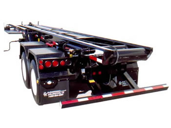 1636 Roll Off Hoist Trailer